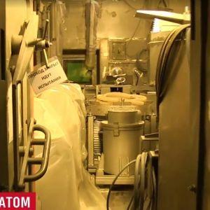 Інженери на ЧАЕС освоїли роботів, котрі сортуватимуть ядерне паливо з нового року