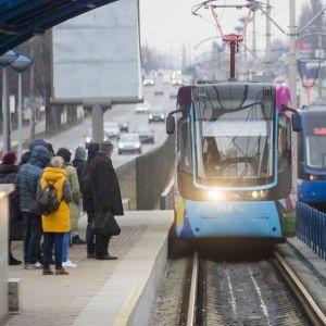 У Києві на понад два місяці закриють рух швидкісного трамвая