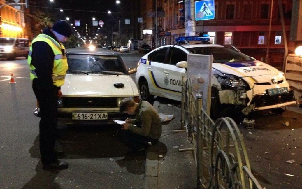 О пострадавших пока не сообщается / © ТСН.ua
