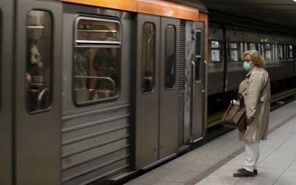 Криклій виступив проти відкриття метро 25 травня