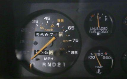 Скручивание пробега авто: насколько завышается стоимость подержанной машины в случае манипуляций с одометром