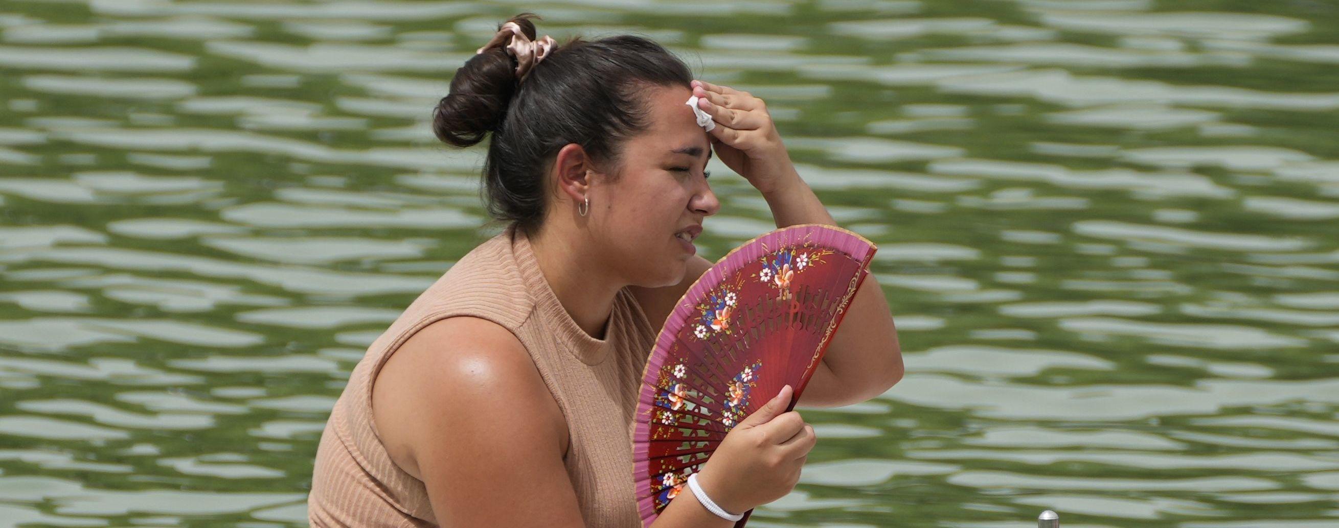 Європу накрила аномальна спека: в Іспанії реєструють рекордну температуру повітря