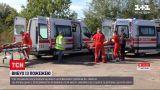Новости Украины: в Житомире произошел взрыв на предприятии - пострадавших доставили в больницу