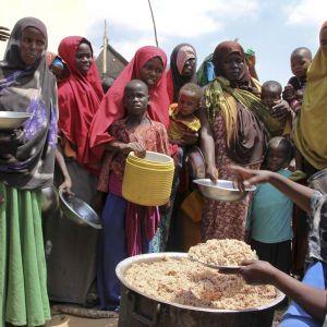 Через коронавірус людство опиниться на порозі голоду - ООН