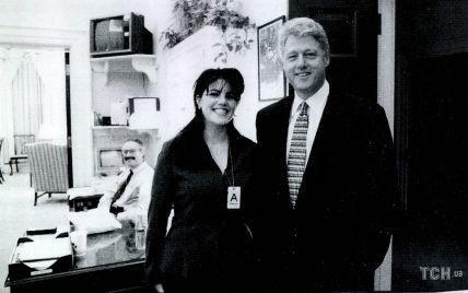 Клінтон проти Левінскі: історія найгучнішого секс-скандалу в історії 20 століття