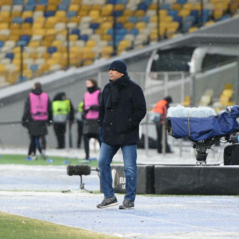 """""""Луческу, go away!"""": Мірча дотепно відреагував на провокацію ультрас """"Динамо"""" (відео)"""