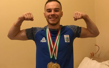 Дискваліфікований за допінг український чемпіон привітав російську збірну з перемогою на Олімпіаді