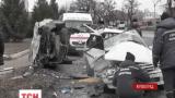 У Кіровограді 5 людей зазнали важких травм у ДТП, яка сталася з вини комунальників