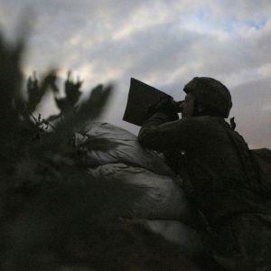 На Донбассе боевики во время обстрела Авдеевки ранили местного жителя