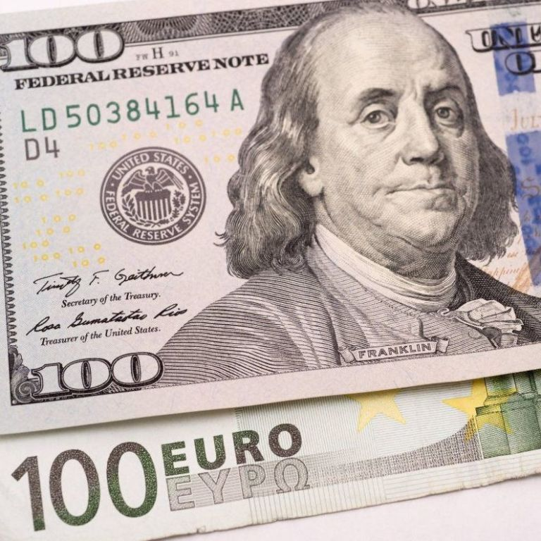 Курс долара і євро на 22 липня