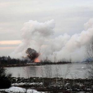 Боевики захватили в плен бойца АТО и забрали тело его товарища после подрыва на фугасе