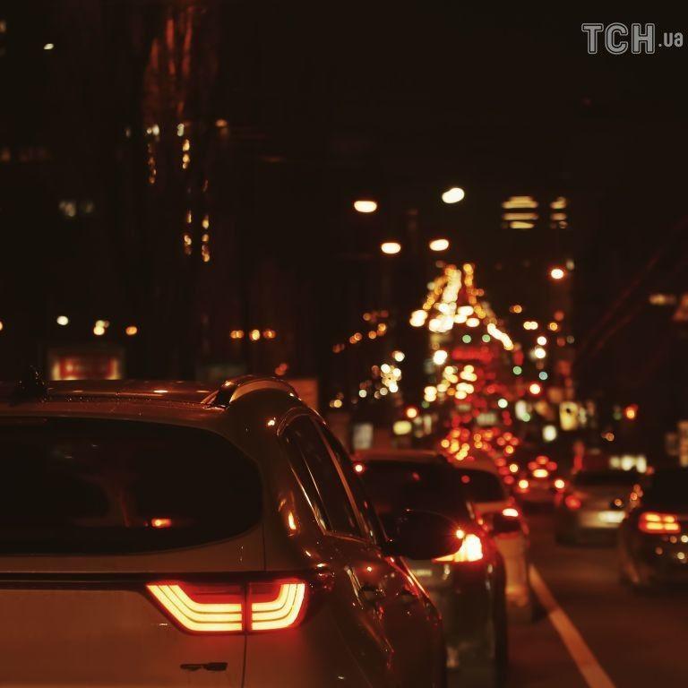 Киев стал городом с самыми загруженными дорогами