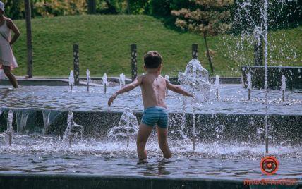 Смертельне травмування дитини у фонтані: у Дніпрі перевірять безпечність експлуатації споруди