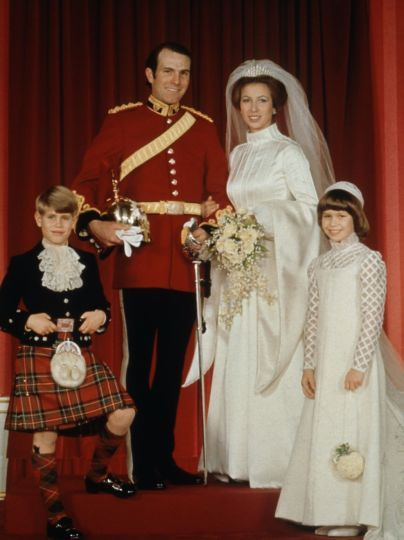 Весілля принцеси Анни / © Getty Images