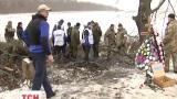 Представники ОБСЄ, російських та українських військових розслідують Волноваський теракт