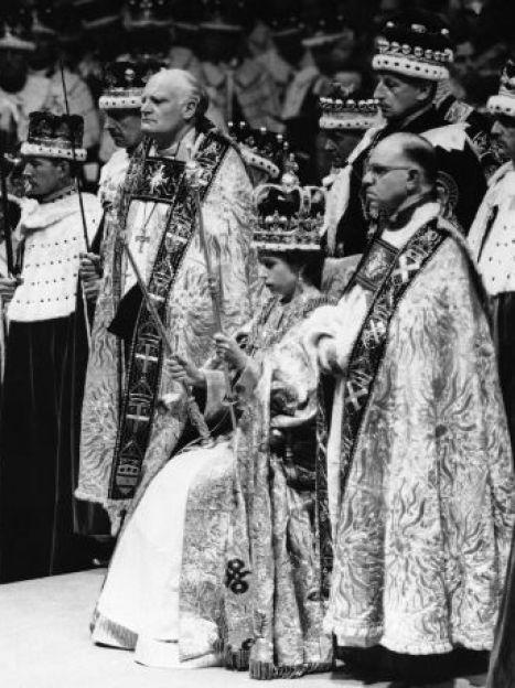 Коронация королевы Елизаветы II - 2 июня 1953 года, Вестминстерское аббатство / © Associated Press