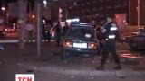 В Киеве милицейский автомобиль столкнулся с легковушкой с пятью пассажирами