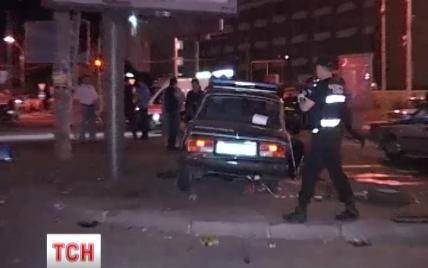 Свидетели ночного ДТП в Киеве винят в нем милицейскую машину