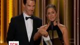 У США вручили престижну кінонагороду «Золотий Глобус»