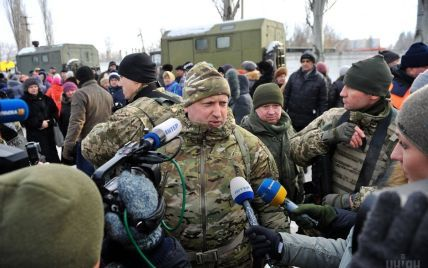 """""""У нас не було сил"""". Турчинов пригадав, як три роки тому майданівці вистояли збройний штурм силовиків"""
