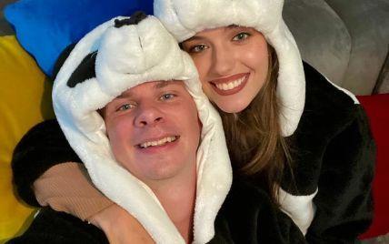 Дмитро Комаров показав незвичний подарунок від дружини на 38-річчя