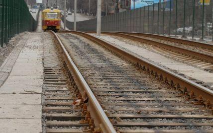 У Києві запустять швидкісний трамвай через Дніпро