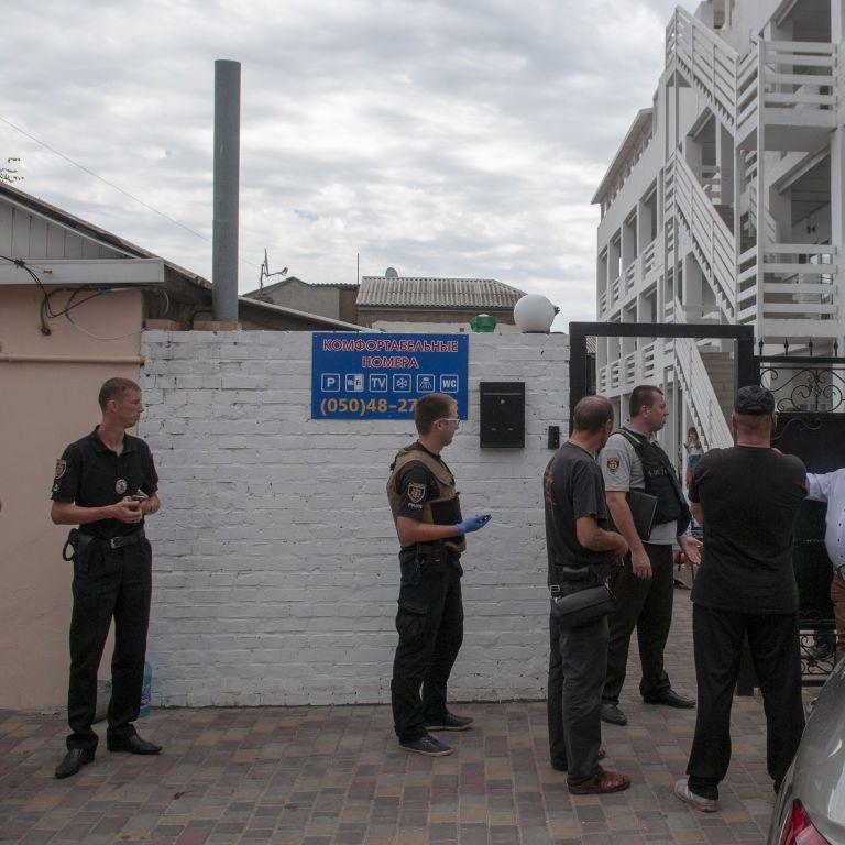 Вбивство ветерана АТО Олешка: поліція затримала п'ятьох підозрюваних