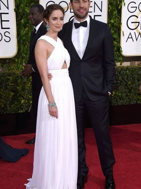 Эмили Блант и Джон Красински / © Getty Images/Fotobank