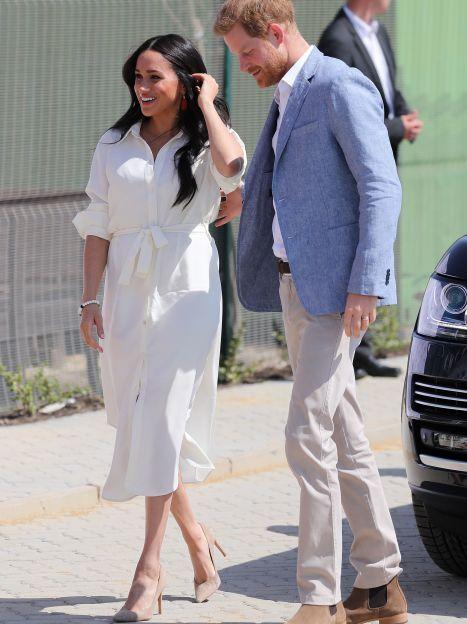 Герцогиня Меган и принц Гарри / © Getty Images