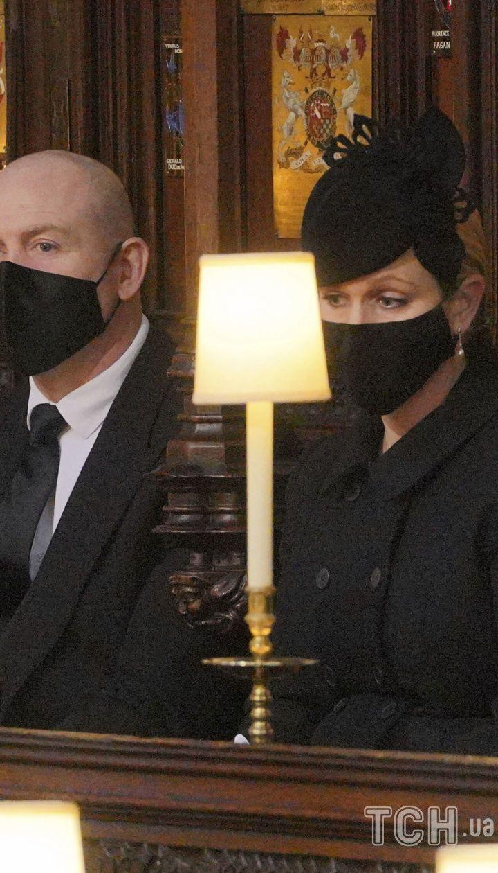 Зара и Майк Тиндолл / © Associated Press