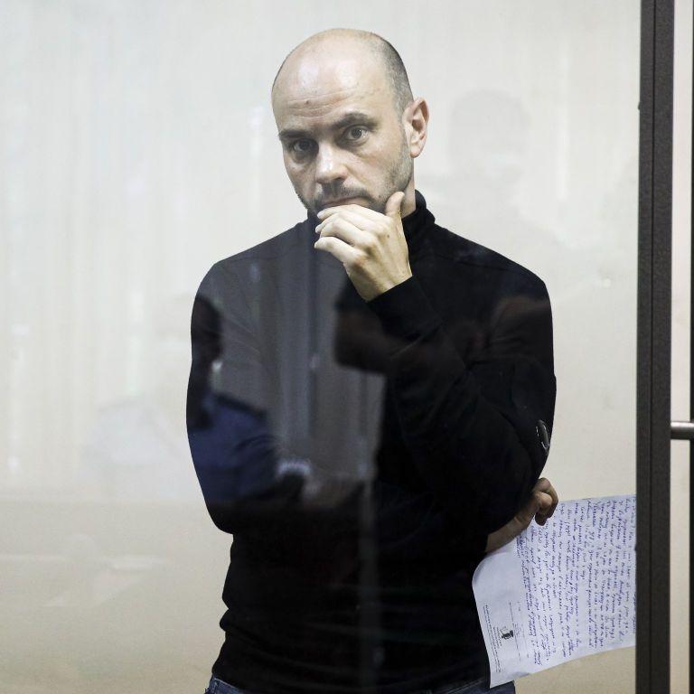У Росії заарештували опозиціонера Пивоварова