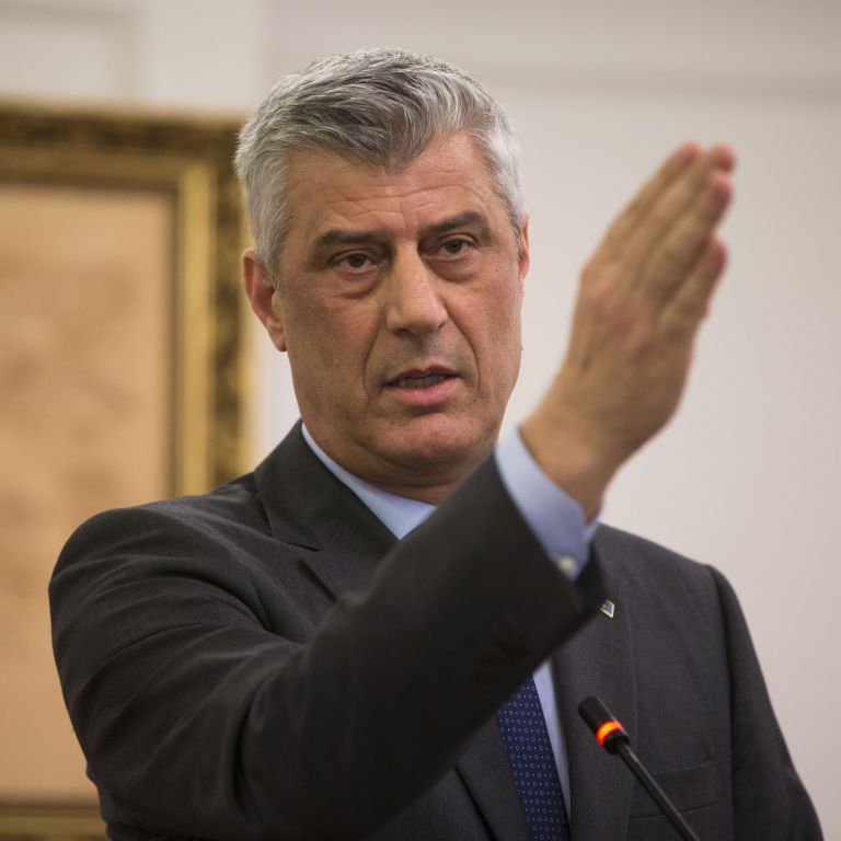 Президента Косово звинуватили у причетності до майже 100 вбивств