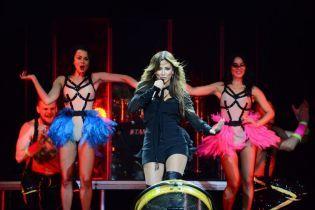 Возвращение Ани Лорак: как певица прорвалась на киевскую сцену впервые за три года