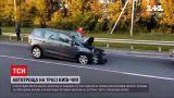 Новини України: п'ятеро людей постраждали в автотрощі у Львівській області