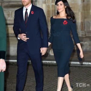Гарри и Меган почтили память принца Филиппа