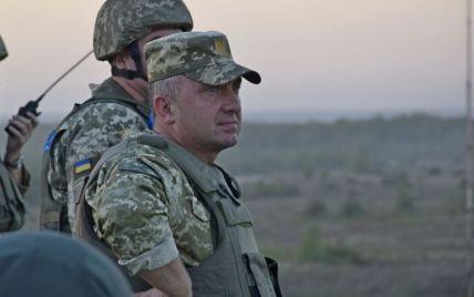 Президент призначив нового командувача ООС: що відомо про генерала Олександра Павлюка