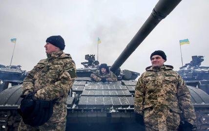 """На Донбасі бойовики вісім разів обстріляли сили АТО з """"Градів"""" та мінометів"""