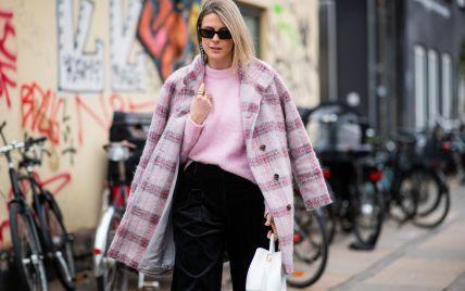 Теплі светри: тенденції сезону
