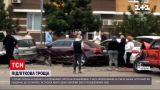 Новости Украины: несовершеннолетний сел за руль без водительских прав и разбил 6 автомобилей