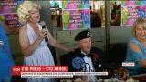 Здійснення мрії: ветеран Другої світової війни відсвяткував 100 років із сотнею жінок