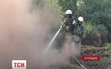 Значну частину України затягнуло димом від пожеж