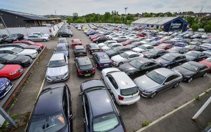 Аналітики підрахували, де найбільше реєструють вживані автомобілі: рейтинг областей України