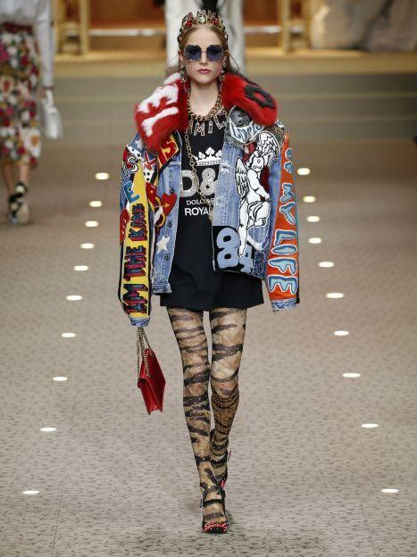 Коллекция Dolce&Gabbana прет-а-порте сезона осень-зима 2018-2019 / © East News