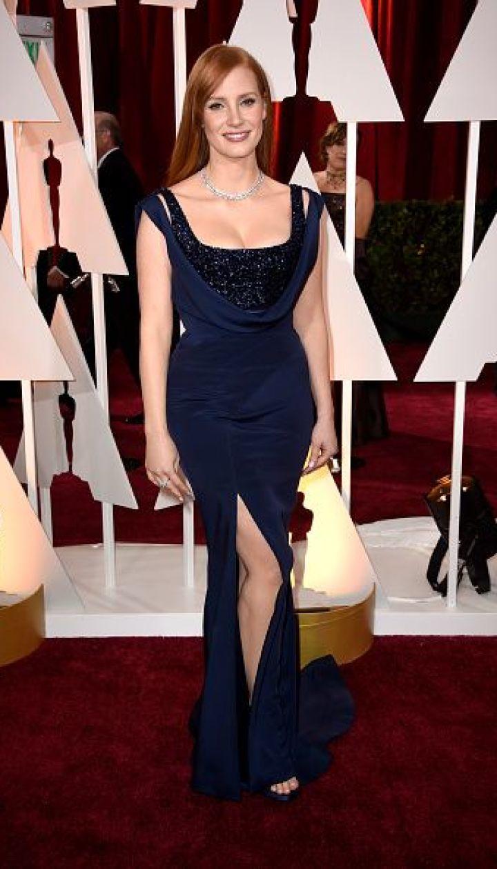 Джессика Честейн в  Givenchy / © Getty Images/Fotobank