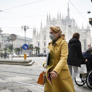"""В Италии зафиксирован первый случай """"нигерийского"""" штамма коронавируса"""