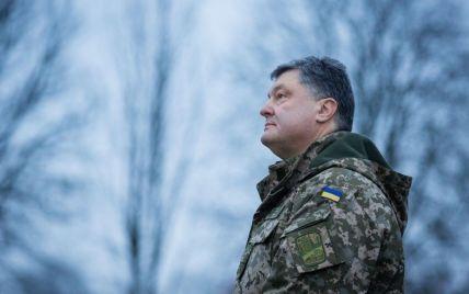 Від початку АТО на Донбасі загинули понад 2,6 тисячі українських військових - Порошенко
