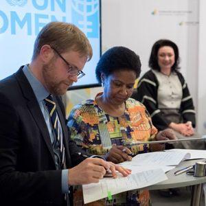 Швеція виділила Україні 5 млн євро для утвердження ґендерної рівності