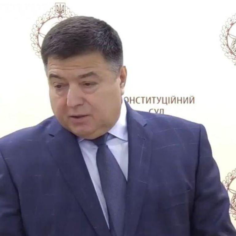 Судья против президента: Тупицкий оспаривает указ Зеленского об отстранении его от должности главы КСУ