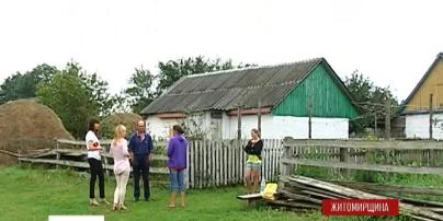 На Житомирщині чоловік на очах усього села закатував до смерті дружину