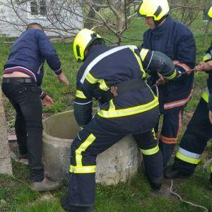 Пропавшего без вести киевлянина нашли мертвым в восьмиметровом колодце в Ровенской области: фото